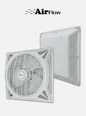 Airflow False Ceiling Fan 2x2 18 inch